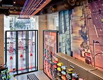 Nike Store (Gran Via, Madrid)