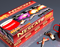 Nescafé Packaging