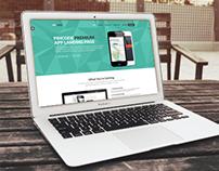 PinCode - Premium Landing Page HTML5 Template