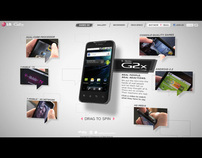T-Mobile G2X by LG