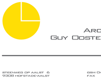 Guy Oosterlinck - architect