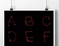 LIght Letterforms