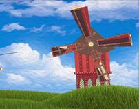 DStv Design Indaba Don Quixote
