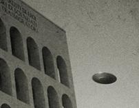 Ufo su Roma