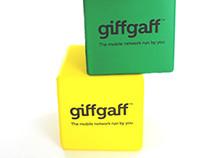 giffgaff merchandise branding
