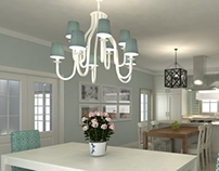 Rustic Home Kitchen - 2014