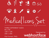Free Medical / Doctor Icons Set