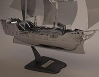 2014 - Jackdaw PirateShip - Hi-Res