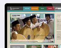 Cultural Web Project