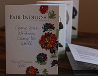 Fair Indigo Lookbook