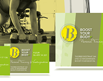 BOOST YOUR BODY