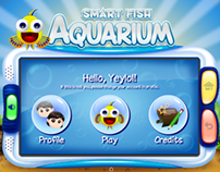 Smart Fish Aquarium - Game Art