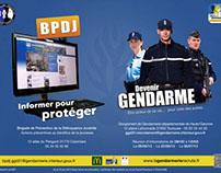 Service Civique en Gendarmerie (BPDJ)