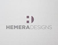 HEMERA DESIGNS - Corporate Identity