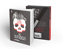The Outsiders- Penguin Design Awards 2nd Place Winner