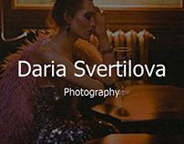 Daria Svertilova site