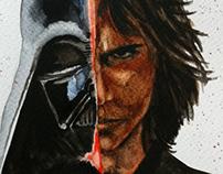 Star Wars - Darth Vader X Anakin Skywalker