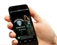 PAKMODE // EMU MAC Honors Social Media Graphics