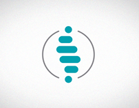 Dr. Vassilis Lykomitros logo design