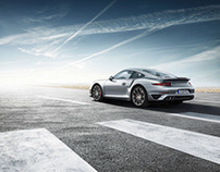 Porsche 911 Turbo & Turbo S Campaign and Catalogue
