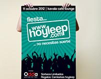Hoyleep: Fiesta Inauguración
