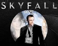 007: Skyfall – James Bond Xbox 360 Game Cover