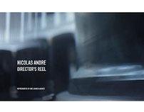 Director's Showreel 2014