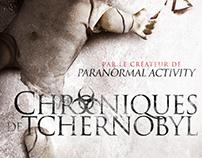 Projet d'affiches - Chroniques de Tchernobyl