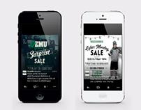 PAKMODE // ShopEMU Social Media Sales Graphics
