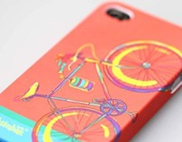 Psychedelic Cycle for Chumbak