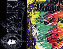 inspiration: from sketch to album cover