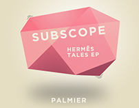 Subscope EP covers