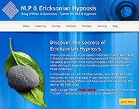 NLP & Ericksonian Hypnosis Website