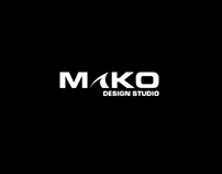 MAKO DESIGN STUDIO - Rebrand