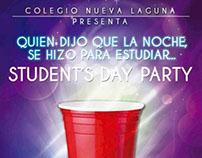 Flyer Colegio Nueva Laguna