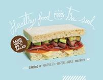 Sandwich or Salad 2014