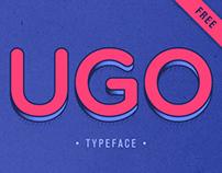 UGO | Typeface | Free Font