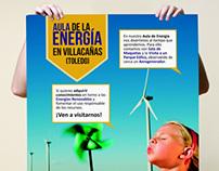 Cartel: Aula de la Energía
