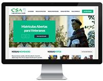 Colégio Sto. Antônio | Webdesign