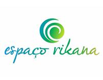 Espaço Rikana - Criação de Logo e Web Site