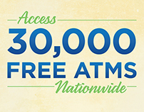 Free ATMs Nationwide