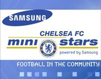 Samsung Chelsea FC Mini Stars - Serbia