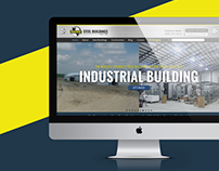 Worldwide Steel Buildings - Redesign