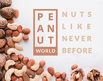 Peanut Word - Brand Concept
