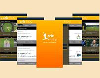 Cricfizzy -UI model