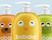 Babala - Bathroom Product for Kids
