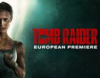 Tomb Raider European Premiere - OB