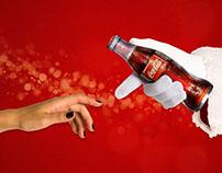 Campanha de Natal - Coca Cola