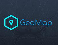 UI/UX GeoMap