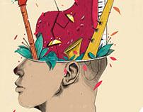 izmir avrupa jaz fest poster design